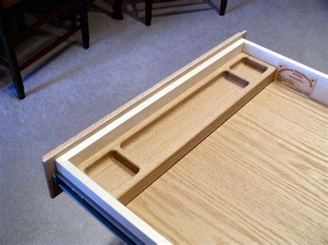 pencil trays for desk drawers dempsey woodworking roll top desk