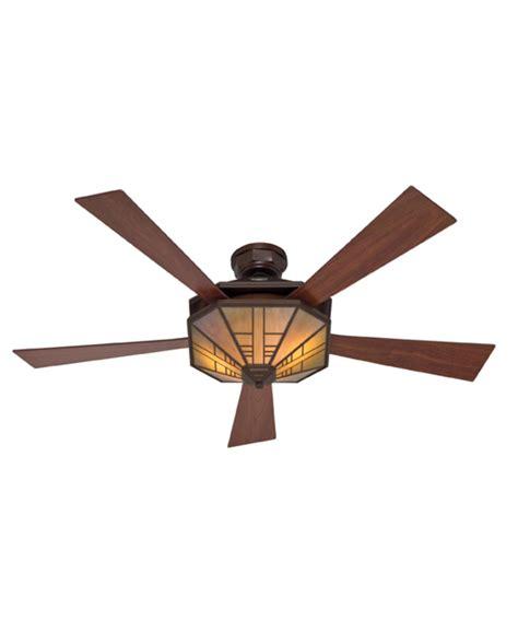 hunter fan ceiling fan light kit hunter fan 21978 1912 mission 54 inch ceiling fan with