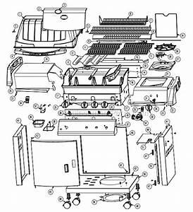 Napoleon Ud405rsb Parts List And Diagram   Ereplacementparts Com