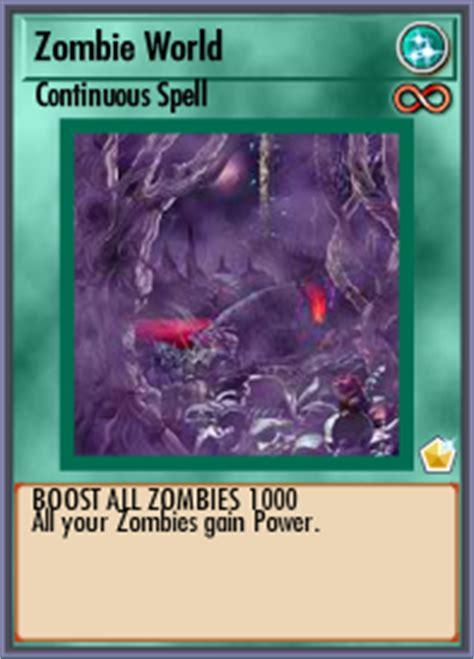 Zombie World (bam) Yugioh