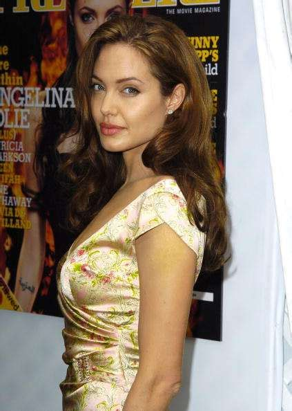 angelina jolie reportedly weighs  kgs   insect