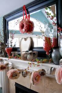 kitchen mantel decorating ideas 20 gorgeous s day mantel décor ideas
