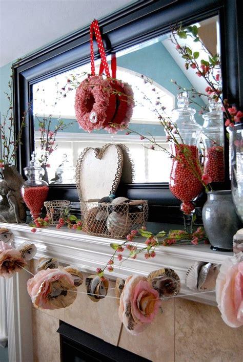 gorgeous valentines day mantel decor ideas