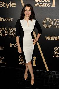 Bellamy Young at the Hollywood Foreign Press Association ...