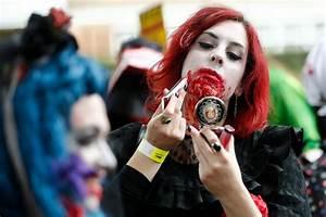 Photos: World Zombie Day 2017 across the globe