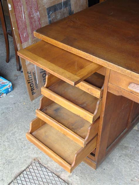 metier de bureau ancien bureau américain 1950 meuble de métier mam 39 zelle