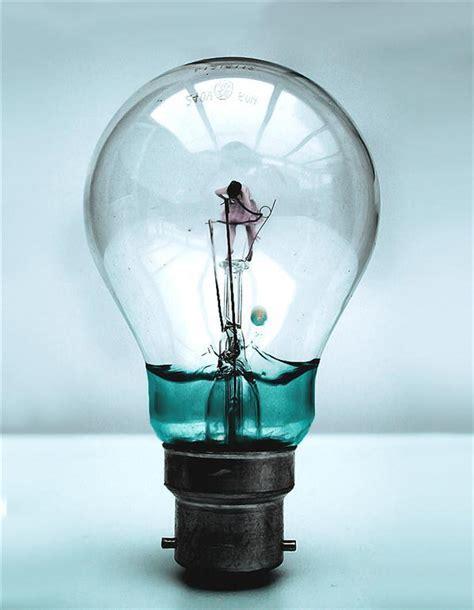 light bulb creative photo manipulations psddude