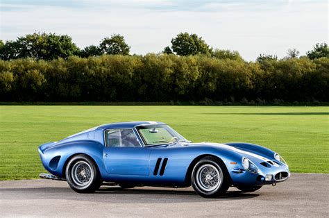 The ferrari 250 gto is the main reason ford and carroll shelby built the daytona coupe. 1962 Ferrari 250 GTO Reportedly Up for Grabs for $56 ...