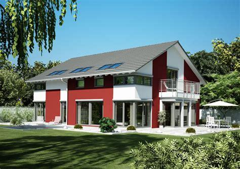 Musterhaus, Wohnbeispiele, Grundrisse Aller Haustypen