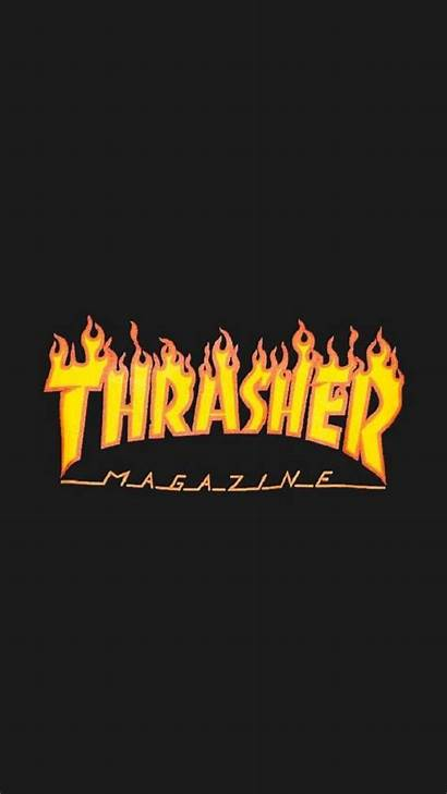 Wallpapers Iphone Thrasher Dope Aesthetic Backgrounds Hypebeast