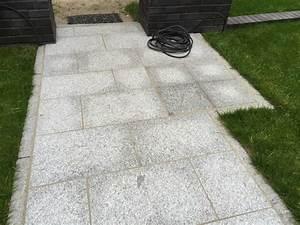 Terrasse Mit Granitplatten : aussenanlage mit naturstein platten granit epoxidharz gro ~ Sanjose-hotels-ca.com Haus und Dekorationen
