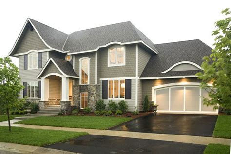 traditional two house plans create a spacious home with an open floor plan