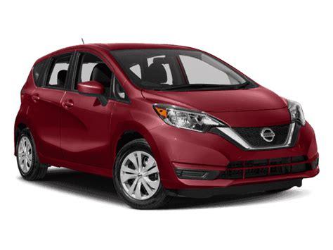 New 2018 Nissan Versa Note S 4d Hatchback In Rock Hill