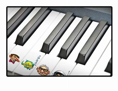 Piano Visual Learning Teaching Notes