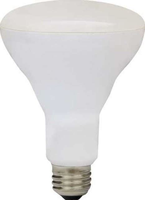 average lifespan of a light bulb led 10 watt br30 floodlight bulb dimmable 25 000 hours
