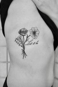 Black And White Flower Tattoo | www.pixshark.com - Images ...