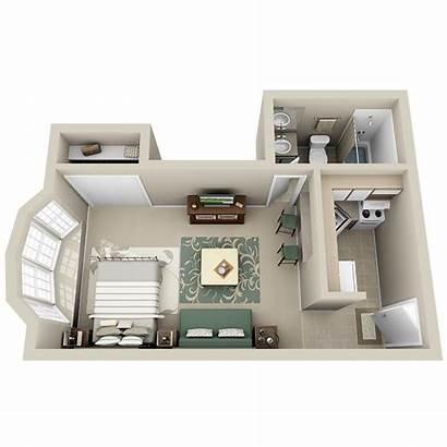 Apartment Studio Apartments 350 Sq Ft Floor