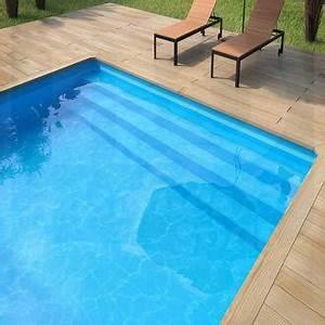 Liner Piscine Octogonale : liner pour piscine universo bois compatible forme ~ Melissatoandfro.com Idées de Décoration