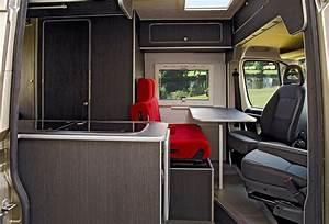 Amenagement Camion Camping Car : am nagement fourgon en camping car moto plein phare ~ Maxctalentgroup.com Avis de Voitures