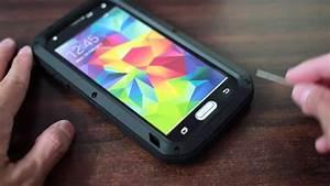 Samsung Galaxy S5 Rugged Case