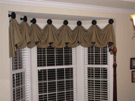 window treatment valance ideas tailored window