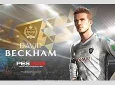 PES 2018 vs FIFA 18 David Beckham signs EXCLUSIVELY for