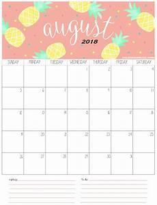 Calender August January To December 2018 Holidays Calendar Latest Calendar