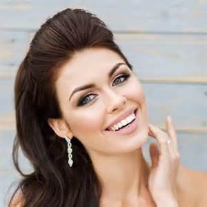 maquillage pour un mariage maquillage et coiffures de mariage