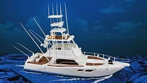 3D Fishing Boat Cake - Yeners Way