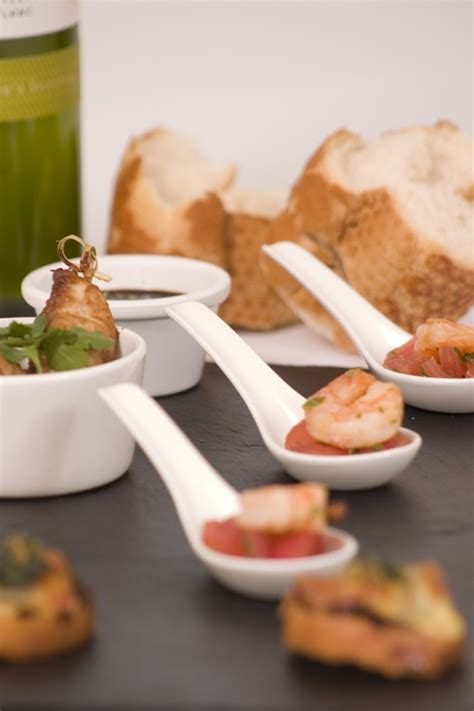 nibbles and canapes 14 best food on spoons images on spoons