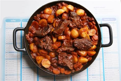 comment cuisiner le plat de cote de boeuf boeuf bourguignon recipe dishmaps