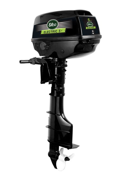 Electric Outboard Boat Motor by Elco Launches Electric Outboard Motor