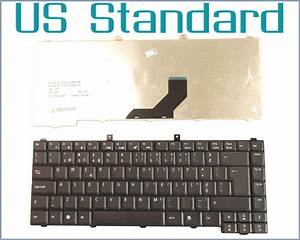 Laptop Us Layout Keyboard For Acer Aspire 1670 3030 3100