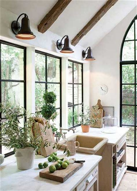 cuisine et jardin décoration cuisine et jardin