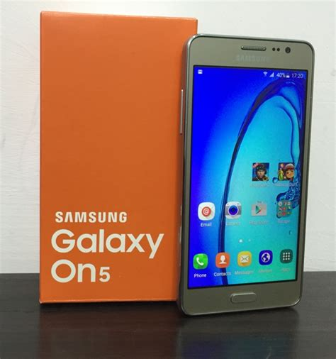 samsung galaxy on5 launched details review video