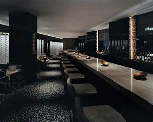 Contemporary Bar Lounge In Tokyo Japan