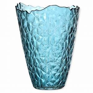 Vase Bleu Canard : vase en verre color design vase couleur bleu canard bruno evrard ~ Melissatoandfro.com Idées de Décoration