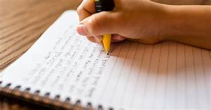 benefits, of, writing, on, paper