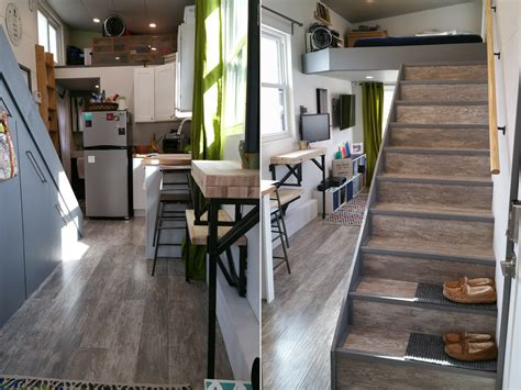 tiny house town tiny house nations smart house  sq ft