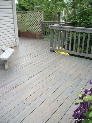 Pewter Deck Stain