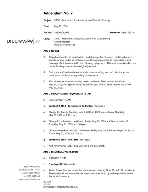 contractor bid free electrical template one