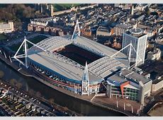 Millennium Stadium, The Stage For The Champions League