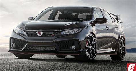 2017 Honda Civic Type-r Is The One Coming To