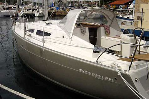 Zeiljacht Elan by Elan Huren Verhuur Elan Impression 344 Zeilboot