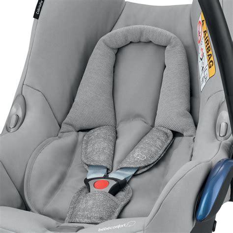 ceinture siege auto bebe siège auto coque cabriofix nomad grey groupe 0 de bebe
