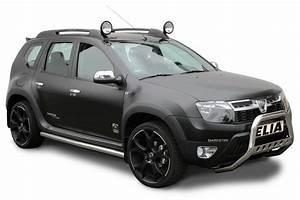 Dacia Duster Noir : le dacia duster devient baroudeur de ville avec elia ~ Gottalentnigeria.com Avis de Voitures