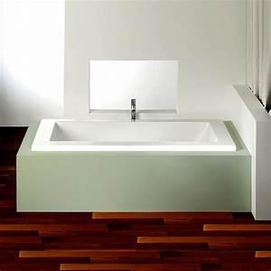 Alcove Flory De Colt 5 39 Bathtub Whirlpool Air Or Soaking