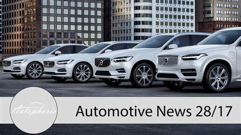 Volvo Ab 2019 by News Volvo Elektrifizierung Ab 2019 Renault Zoe Rs A45