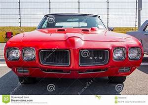 1970 Pontiac Gto Judge Editorial Stock Image  Image Of