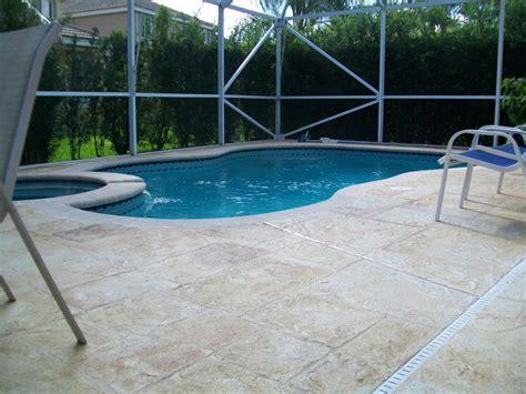 Concrete Pool Deck Resurfacing & Repair Bradenton, Fl